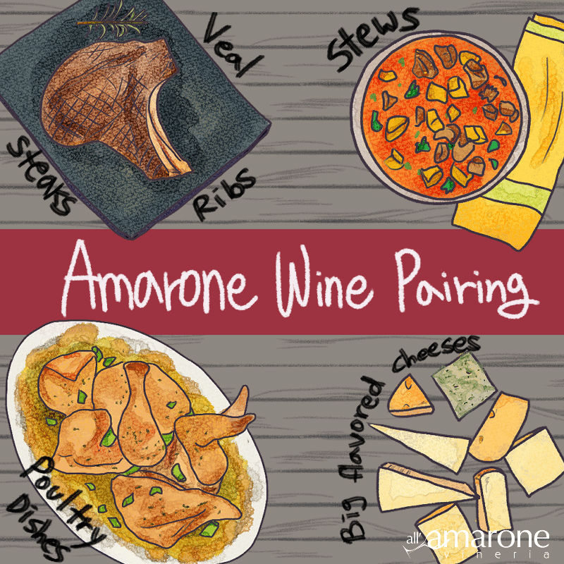 Amarone Food Pairing